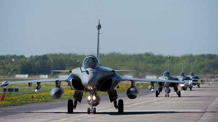 rafale deal between India and France