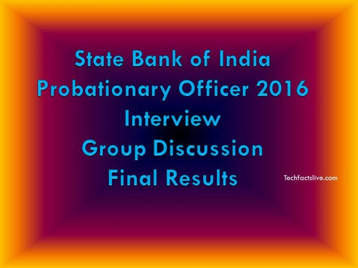 sbi po result Education news: the state bank of india (sbi) on tuesday declared the sbi probationary officers (po) mains examination result.