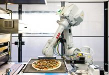 Pizza Making Robots in Silicon Valley