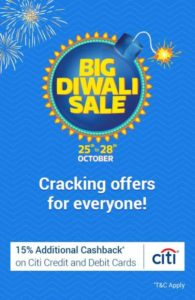 Fliplkart Big Diwali Sale