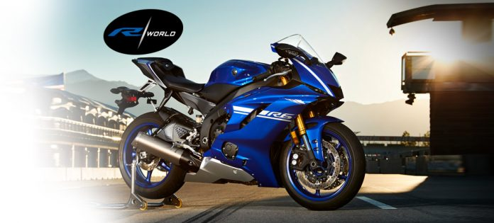 2017 Yamaha YZF-R6 Launched
