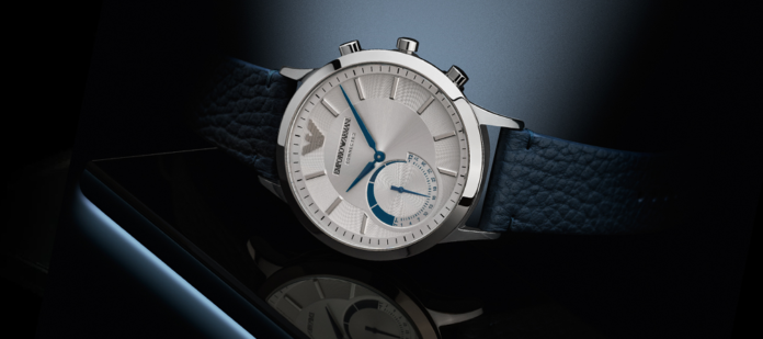 Emporio Armani Smartwatch Cover Picture