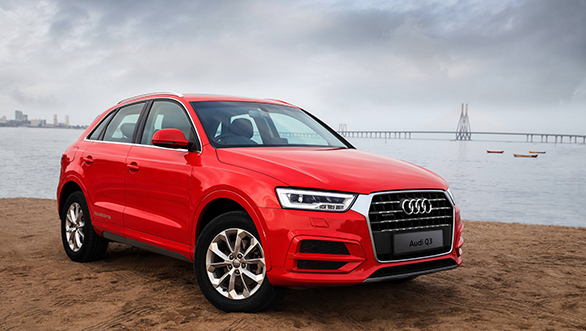 Audi Q3 dynamic edition launched