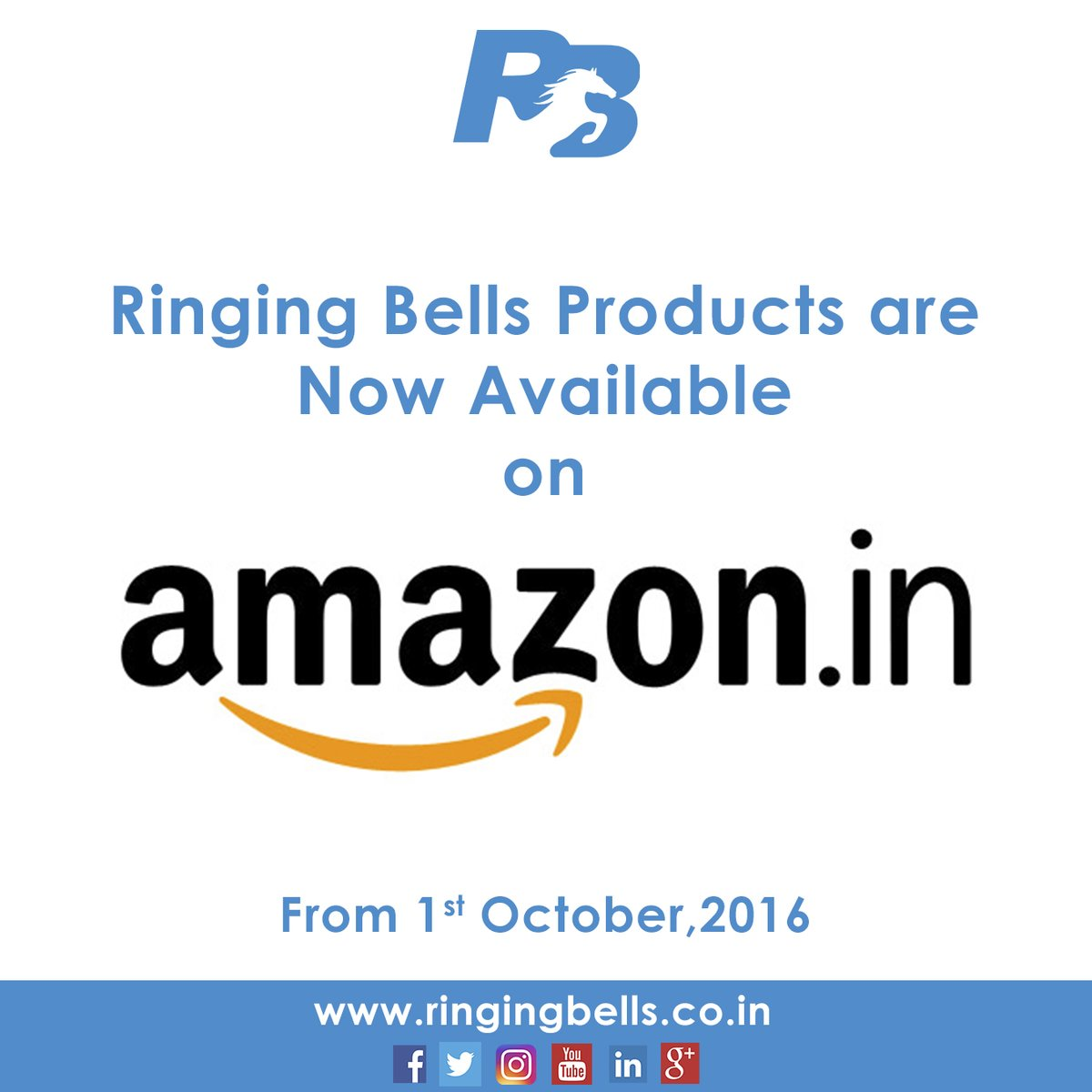 Ringing Bells Products on Amazon