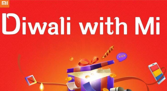 Diwali with Mi Sale