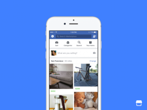 facebook-market-place soon to launch in india
