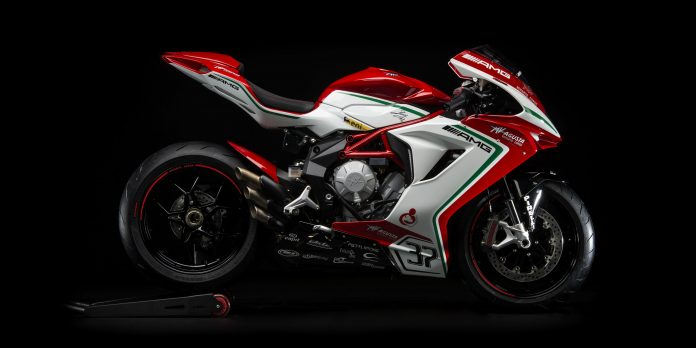 MV Agusta F3 800 RC Launched Limited Edition in India at ₹ 19.73 Lakh