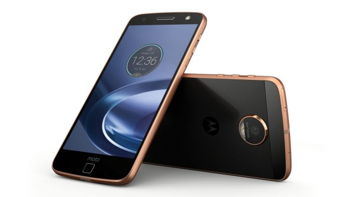 Moto Z luanched
