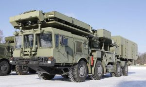 ,S-400 Triumf missile system,