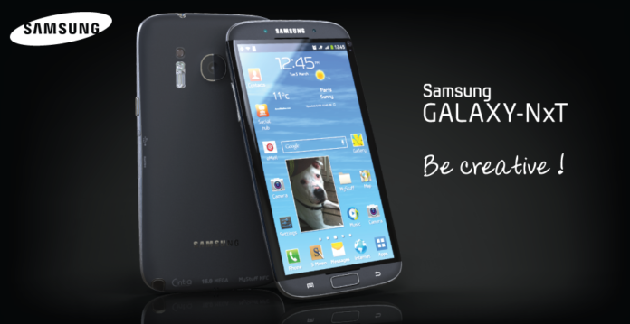 samsung galaxy on nxt smartphone released