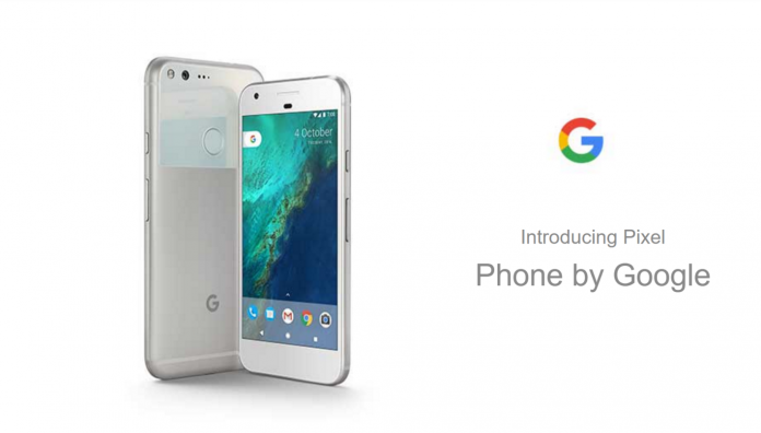 Google Pixel and Pixel XL pics leaked