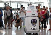 'Robots' are 'Customs Officers' In China Airports