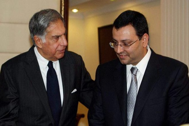 Ratan Tata as interim after cyrus mistry