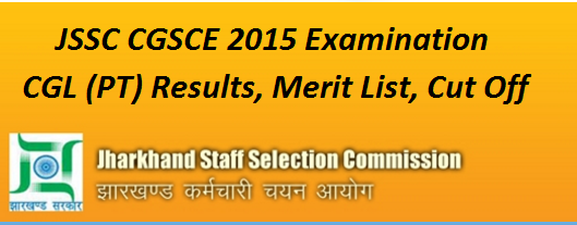 JSSC CGL results 2016