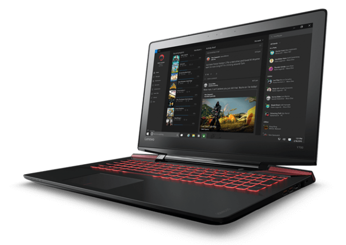 Lenovo Unveils Ideapad Y700 Gaming Laptop and MIIX 310 2-in-1 tablet