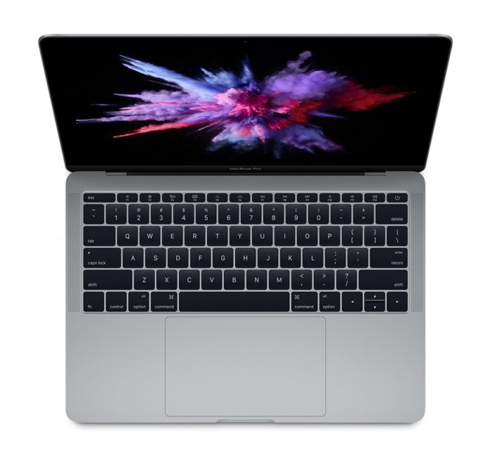MacBook Pro Without Touchpad