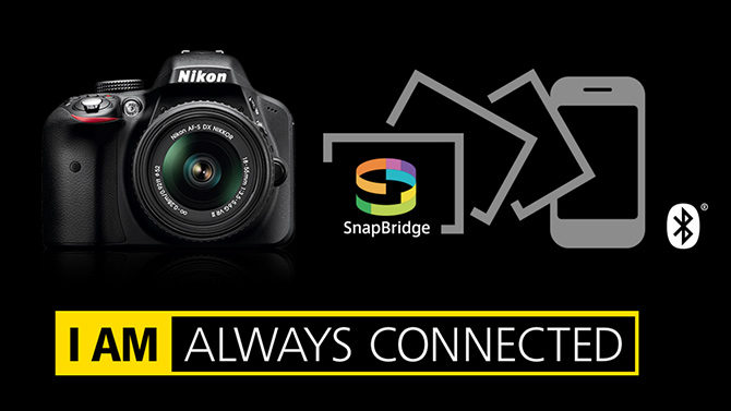 Nikon snapbridge dslr d500