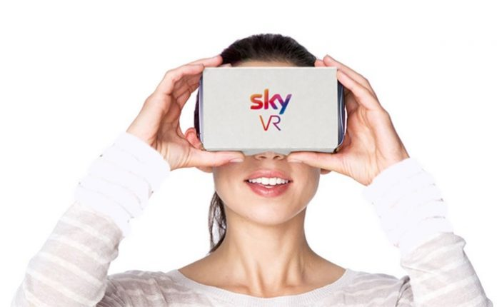 Sky VR app Launched for Free Download