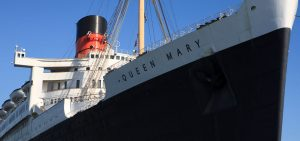 The Queen Mary Hotel – California, USA