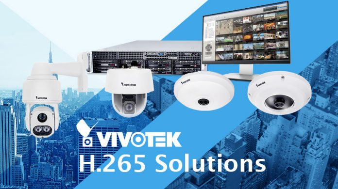 VIVOTEK H.265/HEVC Surveillance Products in India