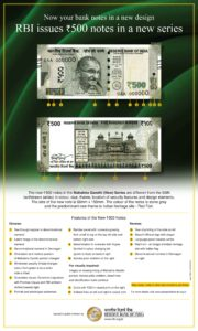 How to Identify Fake Rs 500