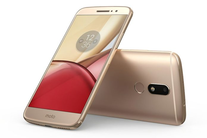 Lenovo unveils Moto M with 5.5-inch screen and 16 MP camera