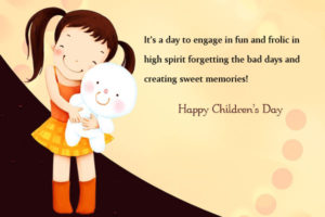 children's day quotes 2016