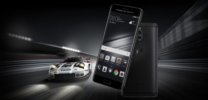 PORSCHE DESIGN HUAWEI MATE 9 Limited Edition Smartphone Launched