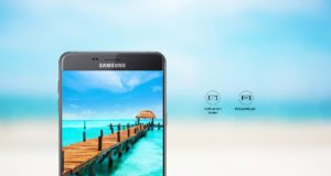 Galaxy A9 Pro Display