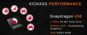 Lenovo K6 power Specs