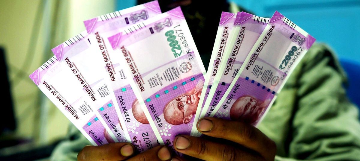 eBay Sells Rs 2000 Notes for Rs 1.5 Lakh: 2000 Notes Have Importance