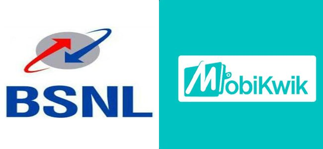 BSNL Partners with MobiKwik