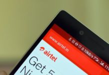 Airtel Unlimited Voice Calling with 3GB 3G/4G Data