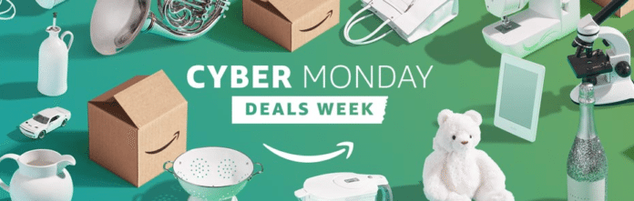 Amazon Cyber Monday 2016 Deals