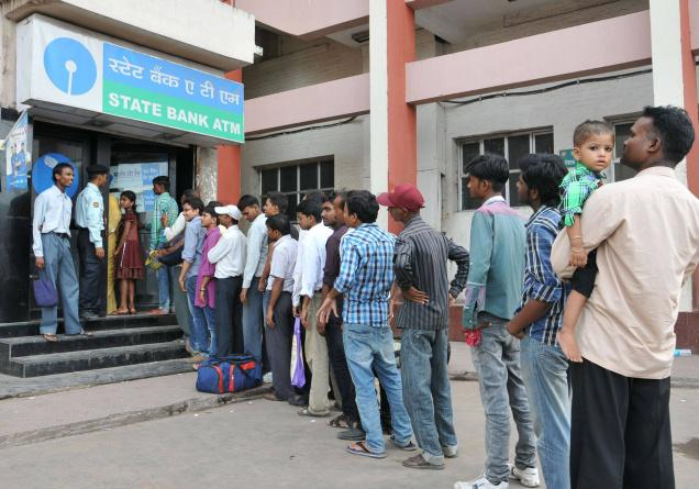 SBI ATMs Soon Get Rs 20 and Rs 50 notes