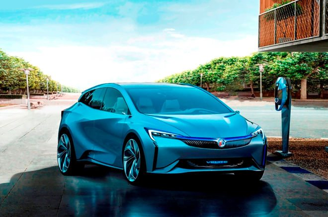 Buick Velite Plug-in Hybrid Concept unveiled in China at Guangzhou auto show