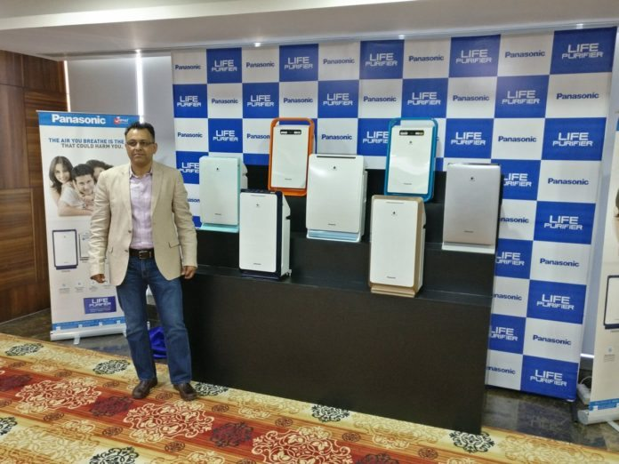 Panasonic Air Purifiers: Launched 7 Models in India Starting at Rs 11995 with Nano Technology