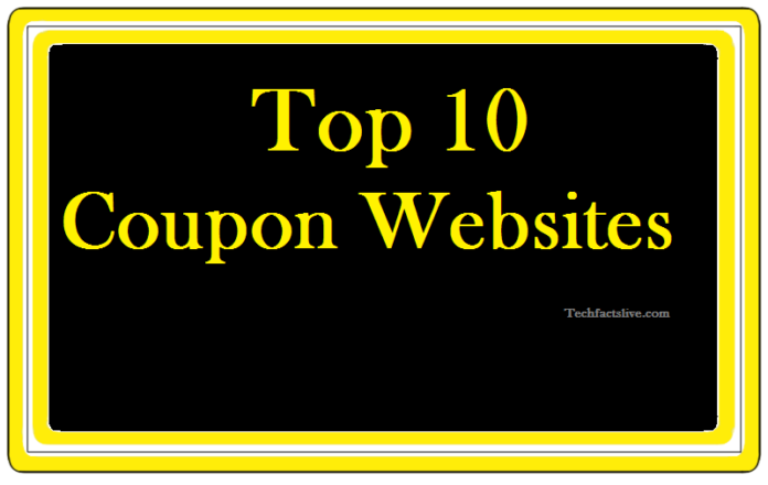 Top 10 Coupon Website: Best Sites to Purchase Online Products