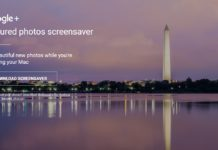 New Featured Photos Screensaver App for Mac Developed by Google