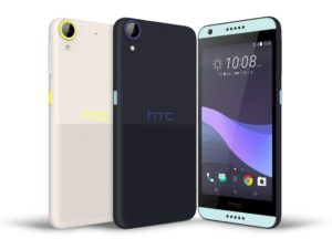 HTC Desire 650 Colors