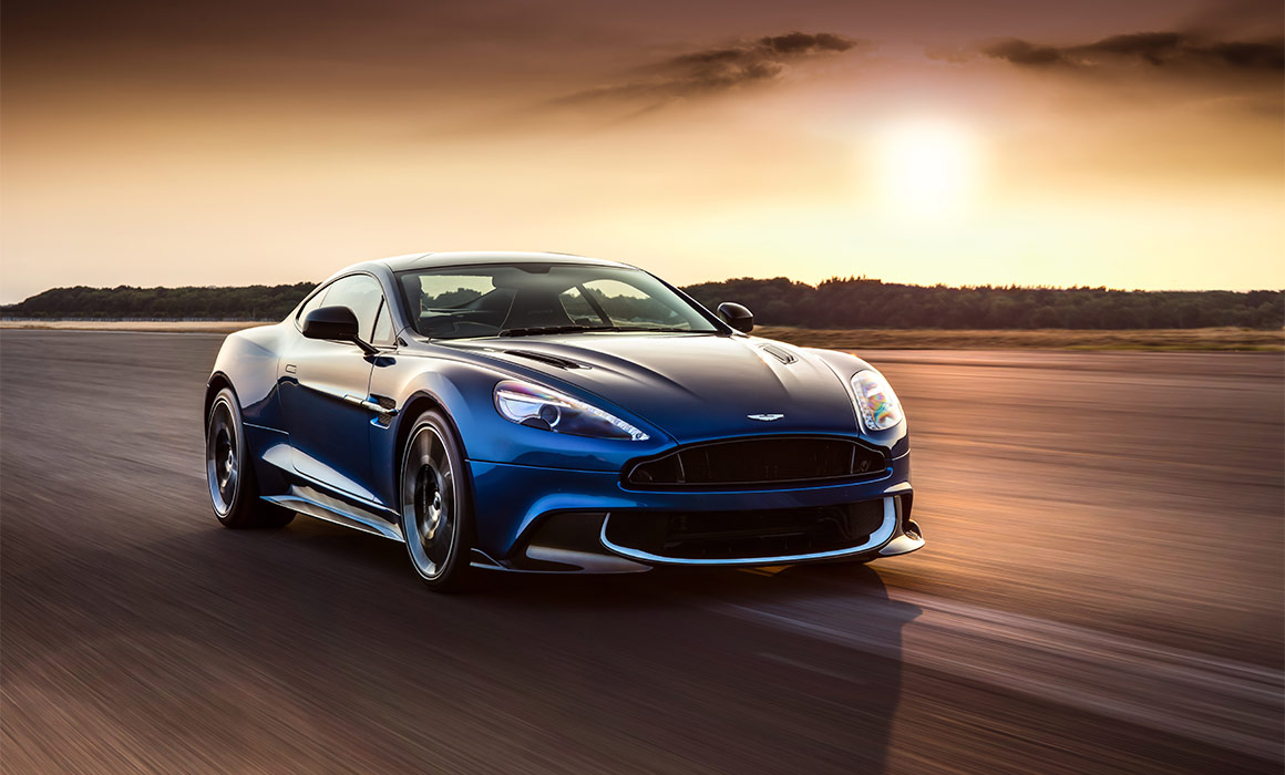Aston Martin Vanquish S Unveiled Officially, A New Revamped Version