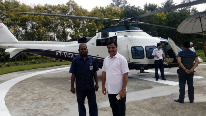 Car Mechanics From Kolhapur Make Helicopter Fly