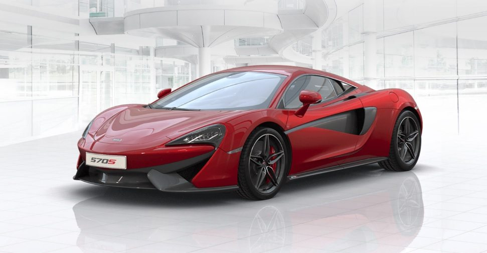 McLaren 570S Design Editions announced, just add $10K to your Sexy Super Car