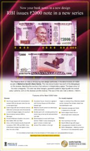 How to Identify Fake Rs 2000