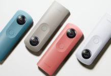 Ricoh Theta SC unveils in India Features 360 Degree Camera for $300