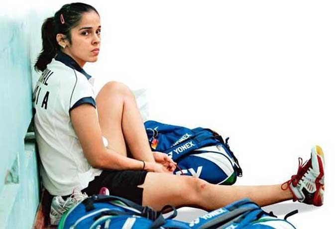 Saina Nehwal-knee-surgery