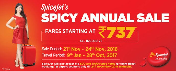 Spicy Annual Sale