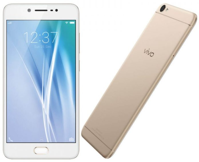 vivo v5 with-20-mega-pixel-front-camera