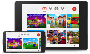 YouTube Kids App for Android and iOS with child-friendly Content Launched in India