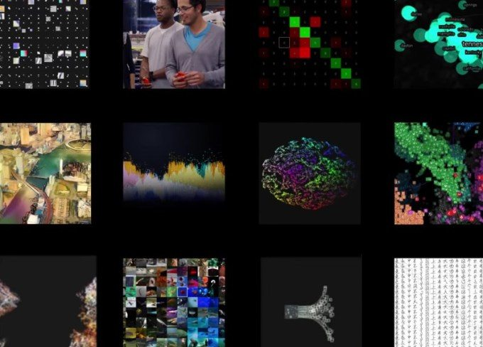Google AI Experiments let to Play with Neutral Networks